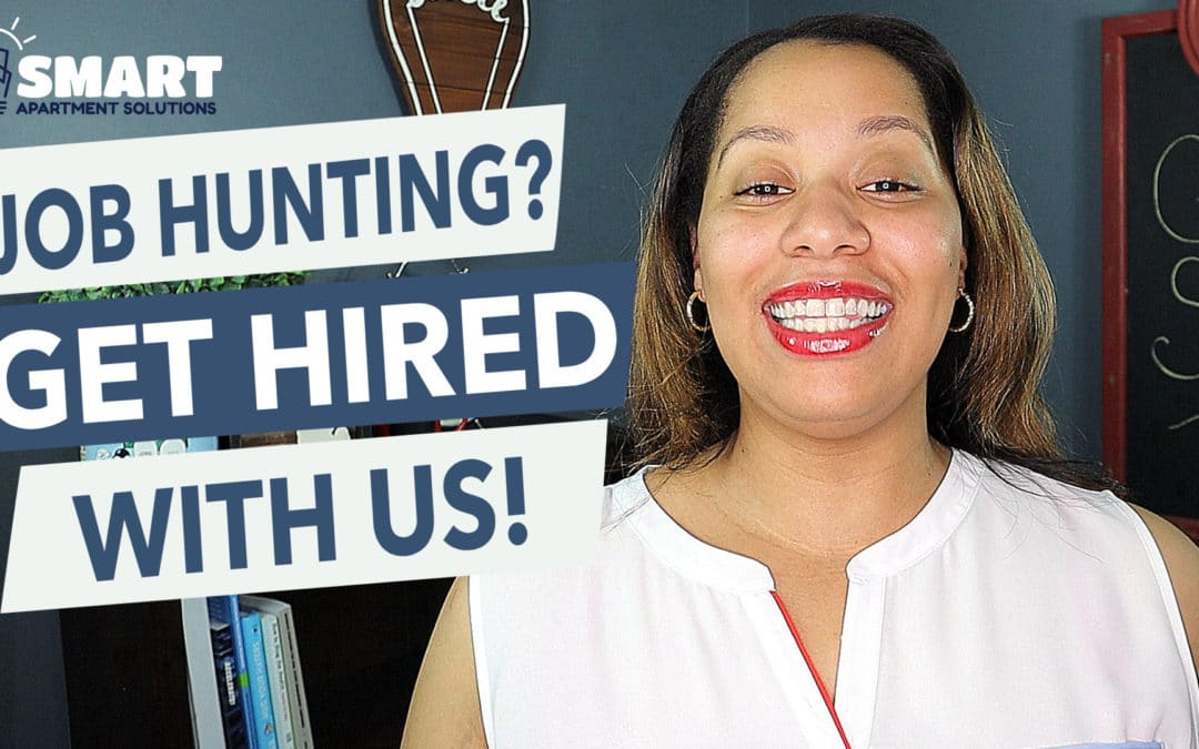 Job Hunting with Smart Apartment Solutions