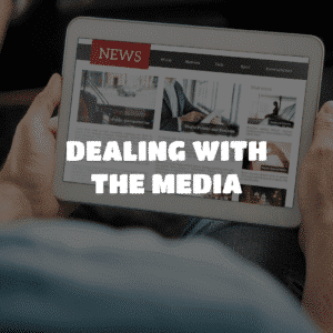 Dealing with the Media - A workshop by Smart Apartment Solutions